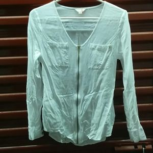 🔥💲Guess white blouse S